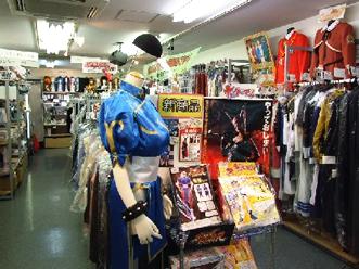 コスパティオ秋葉原本店の店内画像