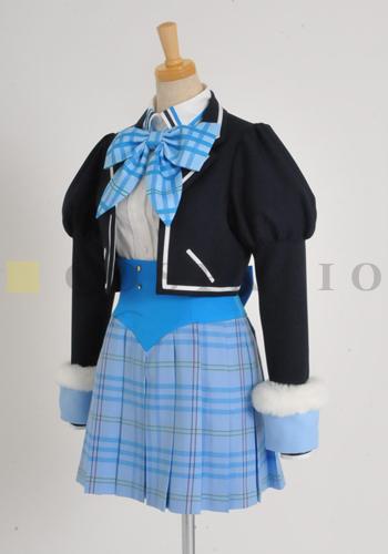 コスパティオ製スマイル☆シューターのユニット制服(冬服)