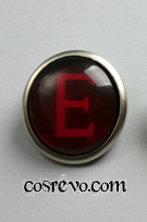 COSREVO製D.Gray-man~第3期教団服 リナリー・リーのジャケットボタン