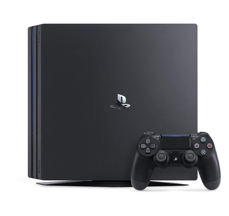 PS4Pro(ジェットブラック)